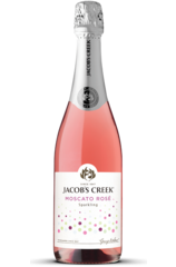 Jacob's Creek Sparkling Moscato Rose