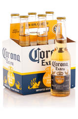 Corona Beer Bottle (6 Pack)