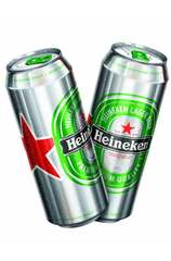 Heineken Beer Can (24 Case)